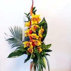BOUQUET DI ORCHIDEE